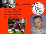ajax forever