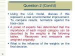 question 2 cont d1