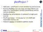 photproject