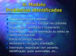 h modelo problemas identificados1