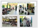 program motivasi spm