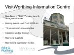 visitworthing information centre