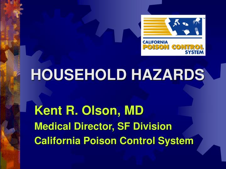 household hazards n.