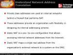 understand network address translation1