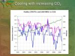cooling with increasing co 2