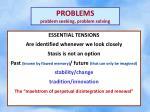 problems problem seeking problem solving2