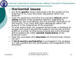 i criteri ed i sottocriteri di valutazione per i differenti strumenti di finanziamento2