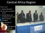central africa region