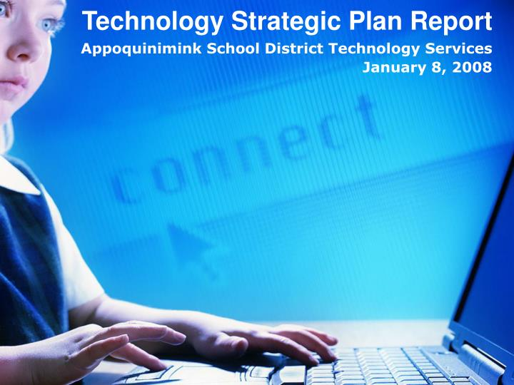 technology strategic plan report n.