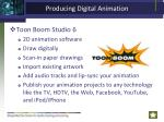 producing digital animation3