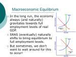 macroeconomic equilibrium3