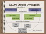 dcom object invocation