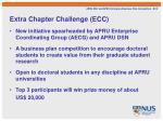 extra chapter challenge ecc