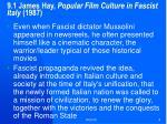 9 1 james hay popular film culture in fascist italy 19871