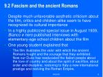 9 2 fascism and the ancient romans