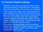 9 3 the plot of scipione l africano