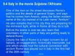 9 4 italy in the movie scipione l africano1