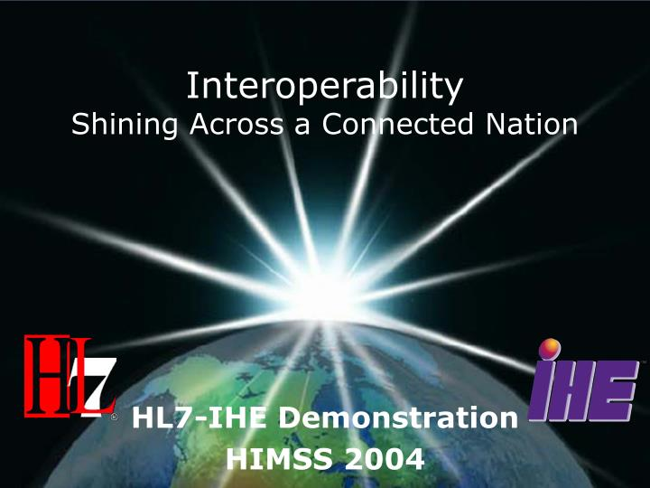 interoperability shining across a connected nation n.