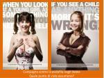 campagna contro la pedofila negli states quale punto di vista assumono