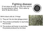 fighting disease1
