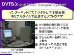 dvts digital video transport system