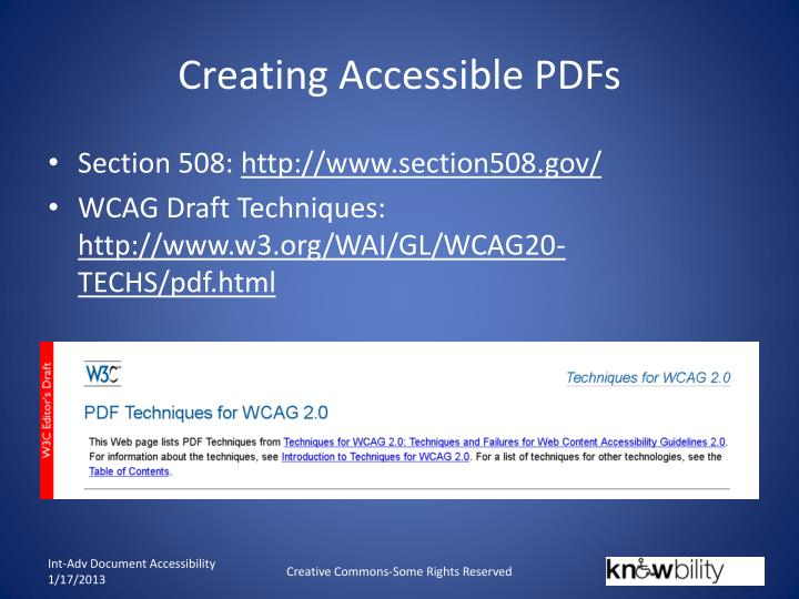 creating accessible pdfs n.