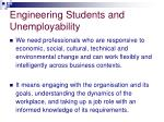 engineering students and unemployability1
