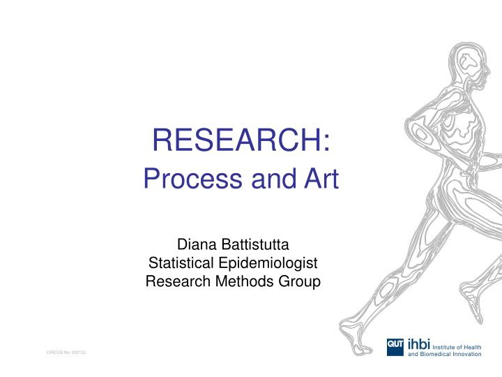 research process and art n.