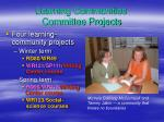 learning communities committee projects1