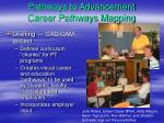 pathways to advancement career pathways mapping