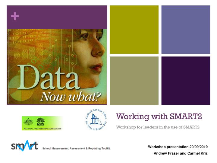 working with smart2 n.