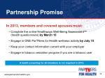 partnership promise