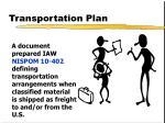 transportation plan1