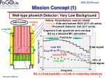 mission concept 1