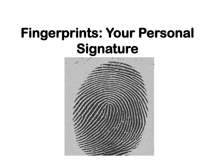 forensic fingerprint analysis Apex forensic consultancy pvt ltd is an independent forensic science services provider established to address the  fingerprint analysis digital forensic forensic.