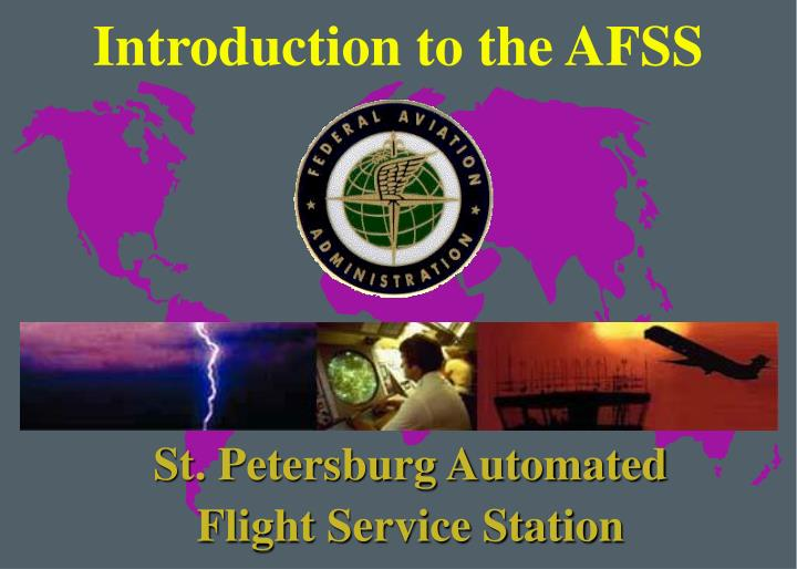 introduction to the afss