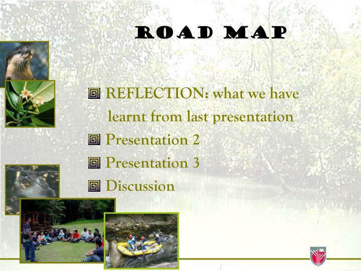 Road map1