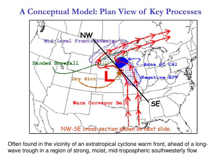 A Conceptual Model: Plan View of Key Processes