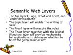semantic web layers3