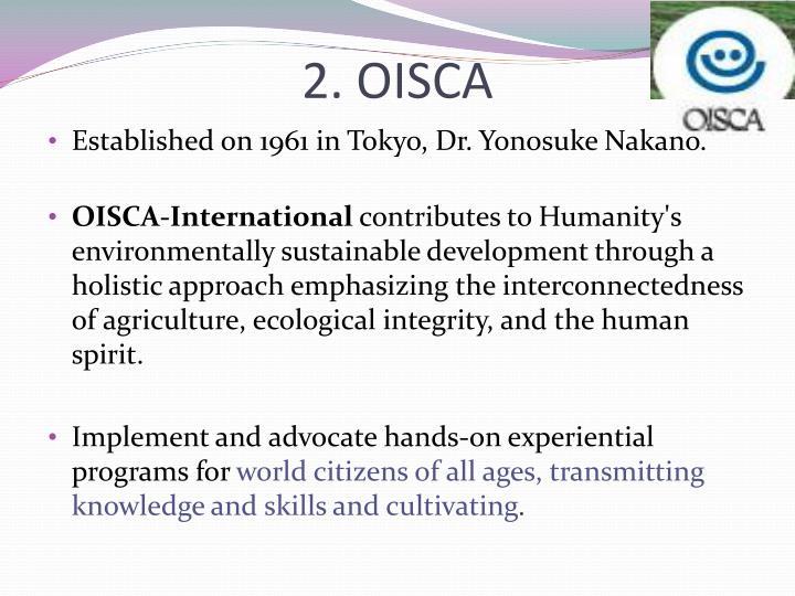 2. OISCA