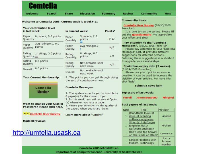 http://umtella.usask.ca