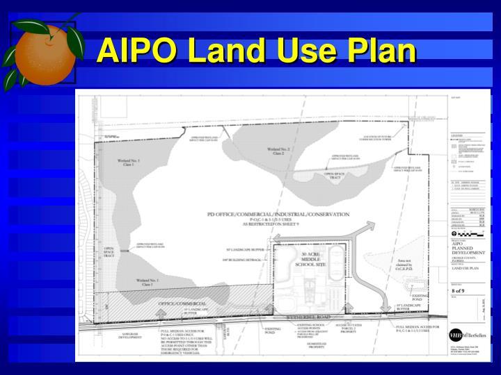 AIPO Land Use Plan