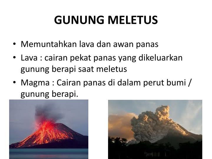 GUNUNG MELETUS