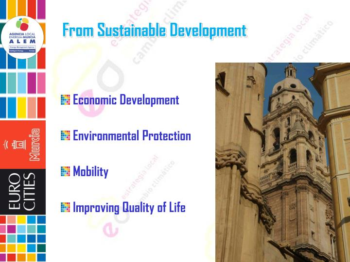 From Sustainable Development