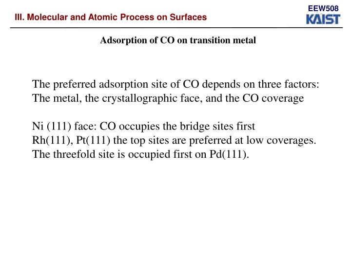 Introduction to surface chemistry and catalysis somorjai pdf