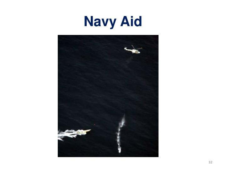 Navy Aid