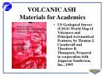 volcanic ash materials for academics2