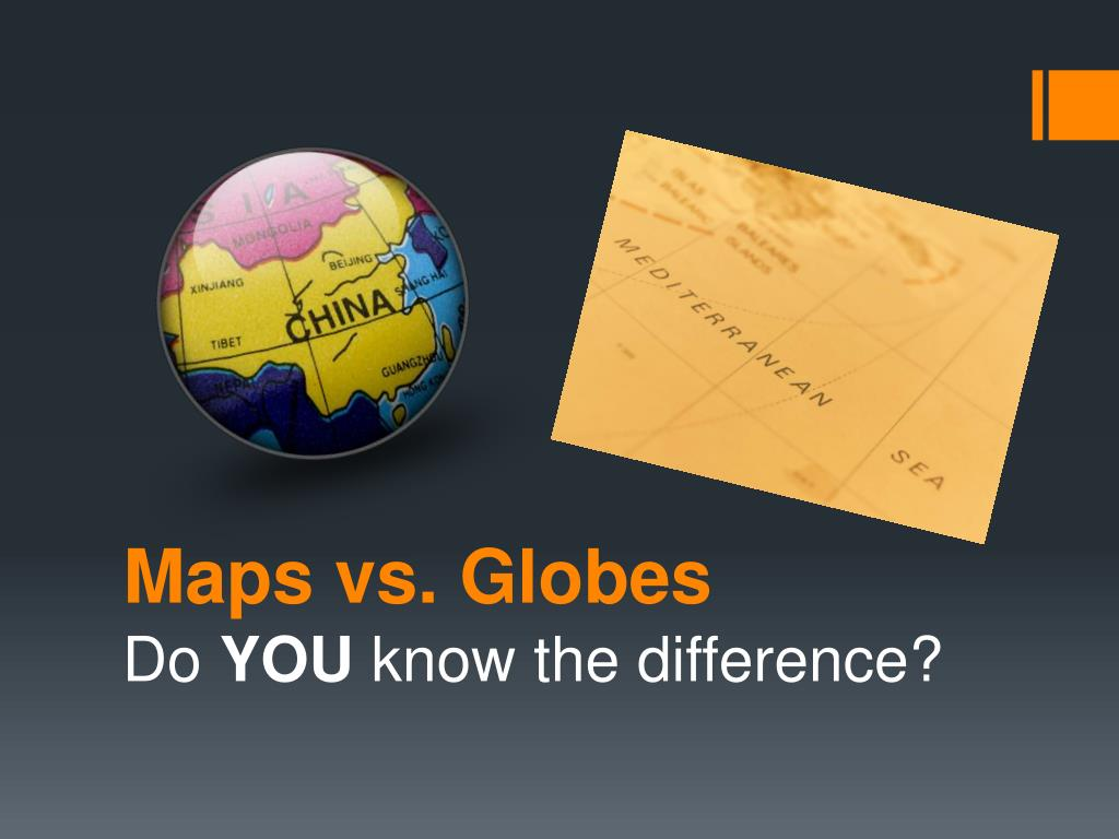 ppt maps vs globes powerpoint presentation id 3939252