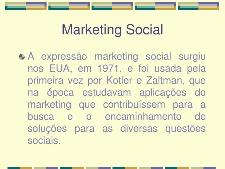 Marketing social1