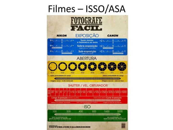 Filmes – ISSO/ASA